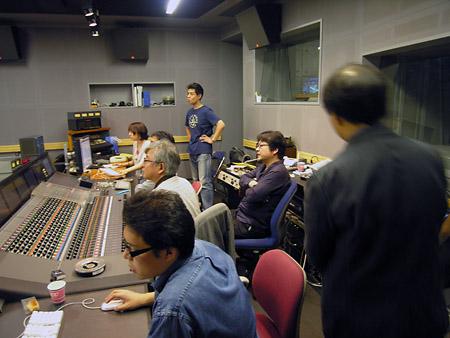 スタジオの監督